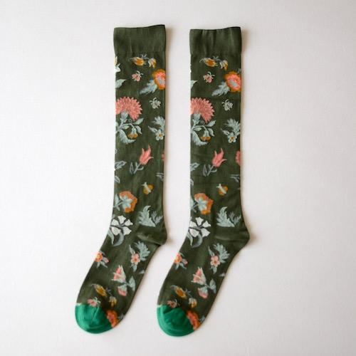socks Thyme Carnation