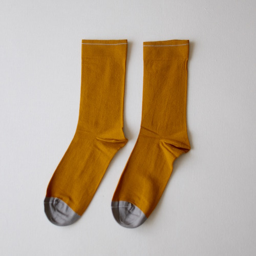 socks Plain Cinnamon