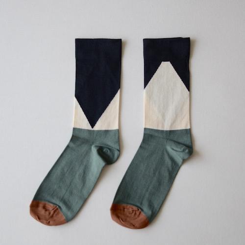 socks Dark Fuji