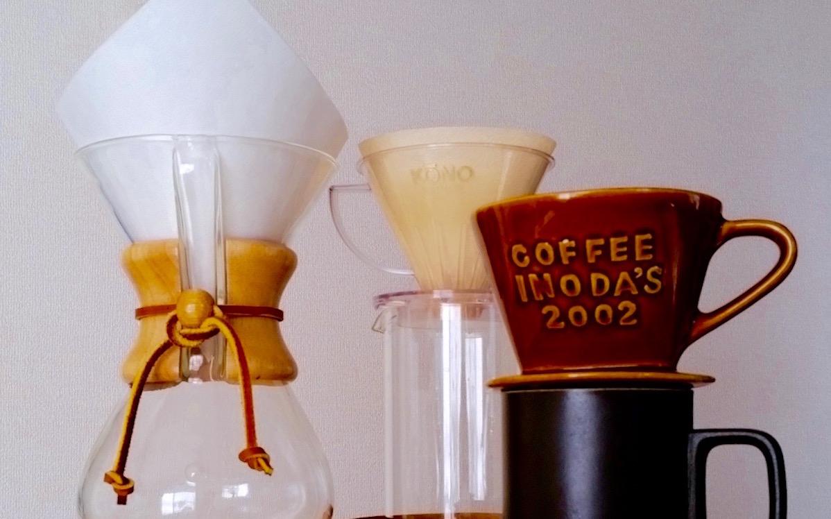 コーヒー_ドリッパー