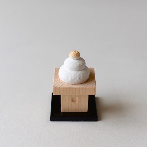鏡餅-小-鈴木美央