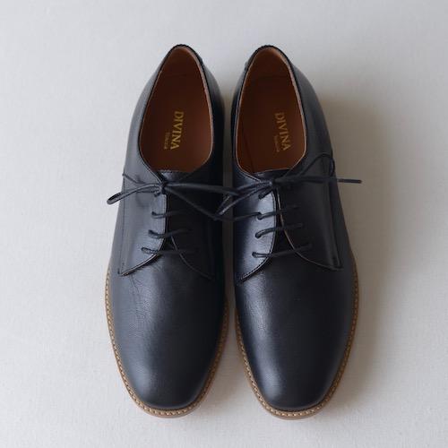 DIVINA イタリア 靴 プレーントゥ