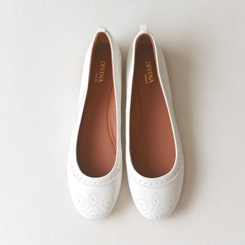 DIVINA イタリア 靴 バレーシューズ