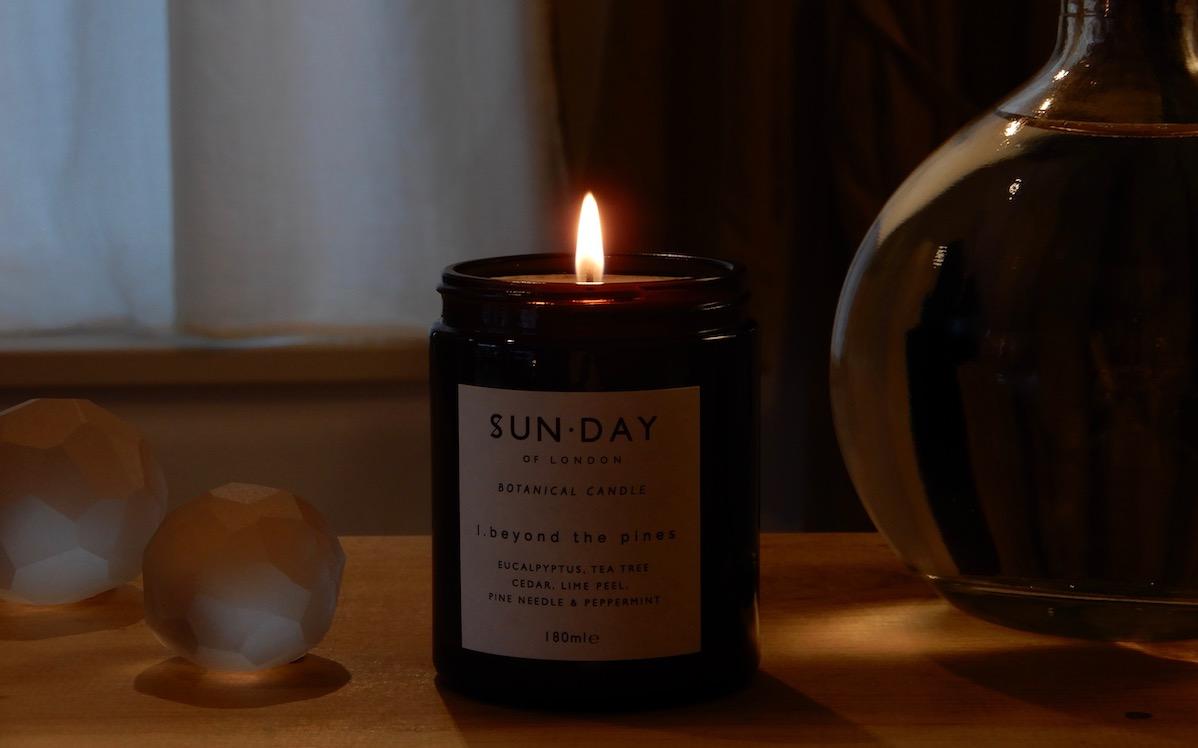Natural & Organic Candle