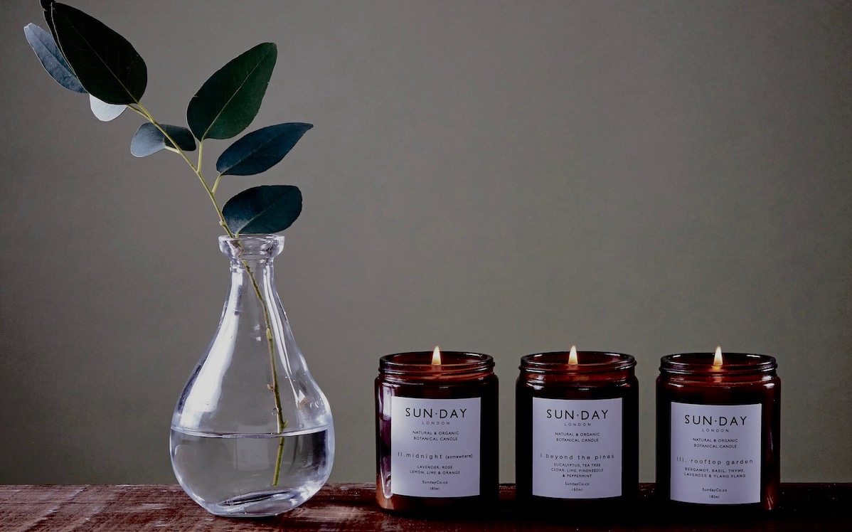 Luxury 100% Natural Candles