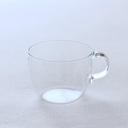 ガラスコーヒーカップ深澤直人デザインのギフトにぴったりなガラスの器